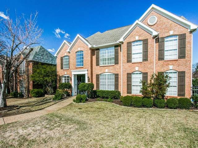 3404 Heather Glen Drive, Flower Mound, TX 75028 (MLS #14283905) :: HergGroup Dallas-Fort Worth