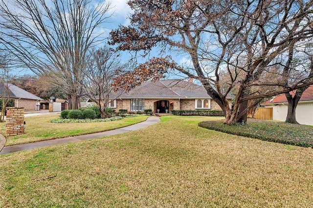 3600 Woodcrest Court, Colleyville, TX 76034 (MLS #14283922) :: Team Hodnett