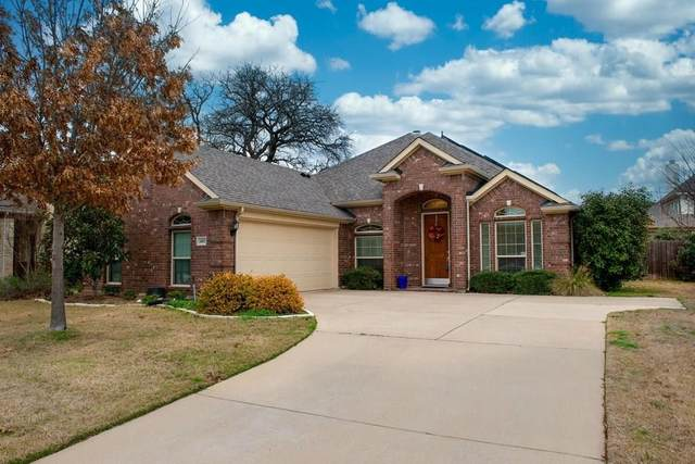 1402 Judy Lane, Mansfield, TX 76063 (MLS #14283926) :: All Cities Realty