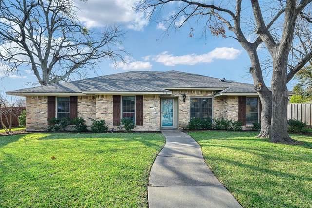 3821 Roan Circle, Garland, TX 75043 (MLS #14283940) :: Hargrove Realty Group