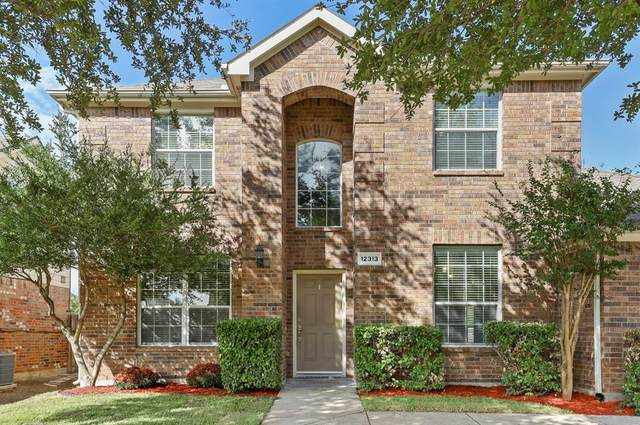 12313 Macaroon Lane, Fort Worth, TX 76244 (MLS #14283941) :: Ann Carr Real Estate