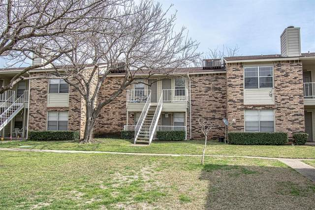 2200 E Trinity Mills Road #112, Carrollton, TX 75006 (MLS #14283942) :: NewHomePrograms.com LLC