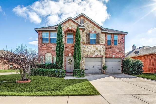 5801 Mount Plymouth Point, Fort Worth, TX 76179 (MLS #14283950) :: Trinity Premier Properties
