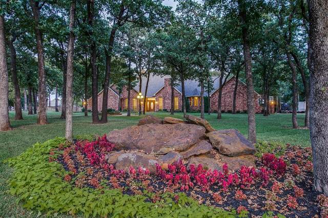511 Alamo Court, Southlake, TX 76092 (MLS #14283990) :: The Mitchell Group