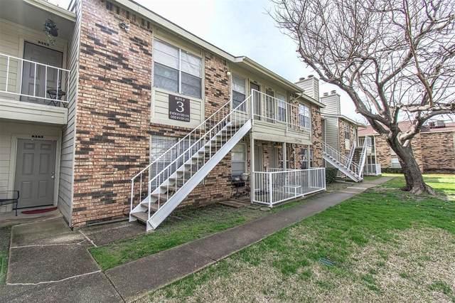 2200 E Trinity Mills Road #312, Carrollton, TX 75006 (MLS #14284000) :: Hargrove Realty Group