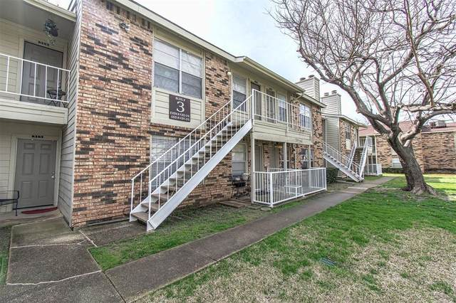 2200 E Trinity Mills Road #312, Carrollton, TX 75006 (MLS #14284000) :: The Good Home Team