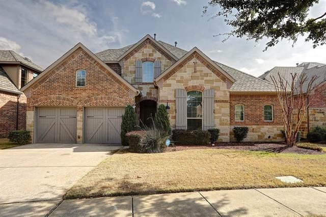 5709 River Highlands Drive, Mckinney, TX 75070 (MLS #14284002) :: The Good Home Team
