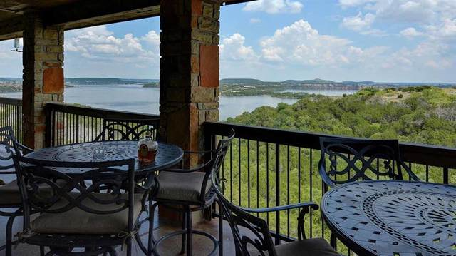 902 Eagle Point, Possum Kingdom Lake, TX 76449 (MLS #14284013) :: Real Estate By Design