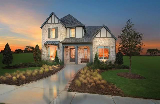 2207 Tumblegrass Road, Frisco, TX 75033 (MLS #14284016) :: Vibrant Real Estate