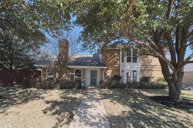 1401 Flintwood Drive, Richardson, TX 75081 (MLS #14284043) :: Vibrant Real Estate
