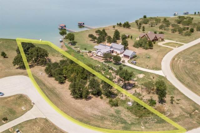 Lot 31 Marina Point, Streetman, TX 75859 (MLS #14284071) :: The Kimberly Davis Group