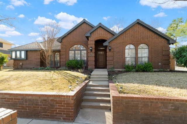 2200 Pine Thicket Lane, Bedford, TX 76021 (MLS #14284095) :: The Kimberly Davis Group