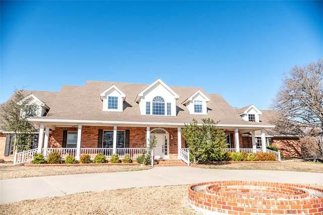 3048 N Greenbrier Road, Nocona, TX 76255 (MLS #14284102) :: Ann Carr Real Estate