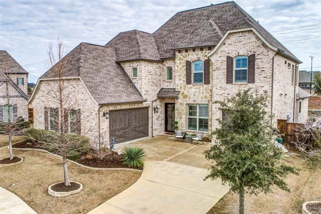 5678 Highflyer Hills Trail, Frisco, TX 75036 (MLS #14284117) :: The Good Home Team