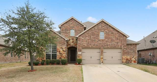 417 Driftwood Court, Forney, TX 75126 (MLS #14284118) :: The Heyl Group at Keller Williams