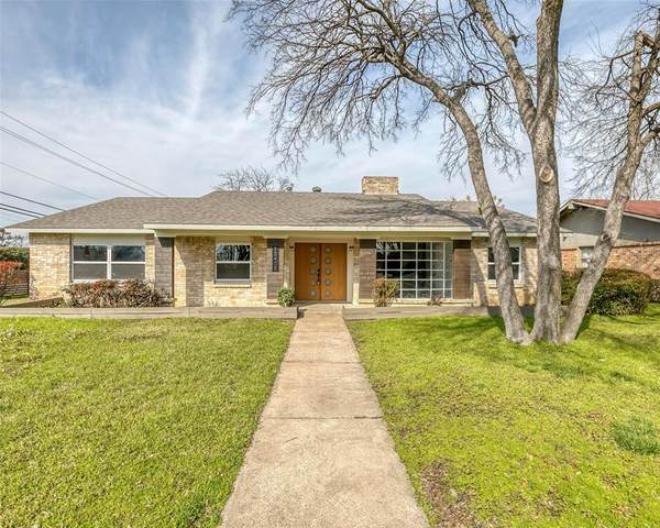 12405 High Meadow Drive, Dallas, TX 75244 (MLS #14284130) :: Trinity Premier Properties