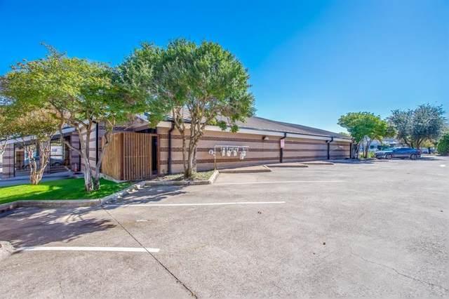 3721 W 15th Street #4, Plano, TX 75075 (MLS #14284131) :: Vibrant Real Estate