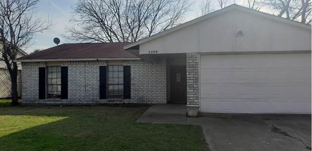 5208 Slay Drive, The Colony, TX 75056 (MLS #14284136) :: The Mauelshagen Group