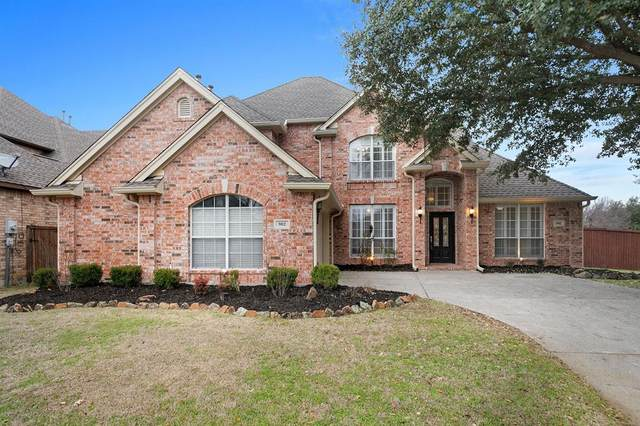 902 Kilgore Court, Allen, TX 75013 (MLS #14284156) :: All Cities Realty