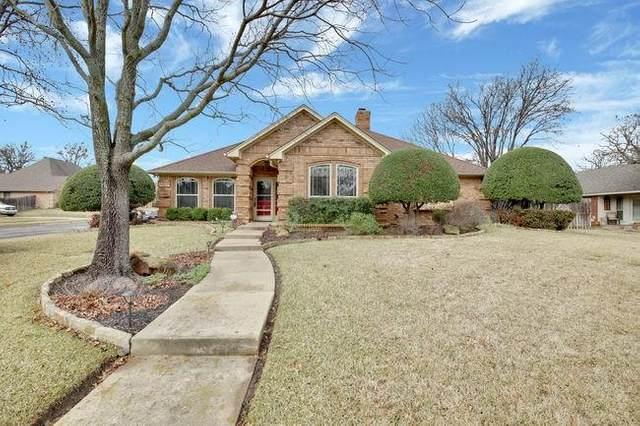 1410 Sweetgum Circle, Keller, TX 76248 (MLS #14284164) :: The Chad Smith Team