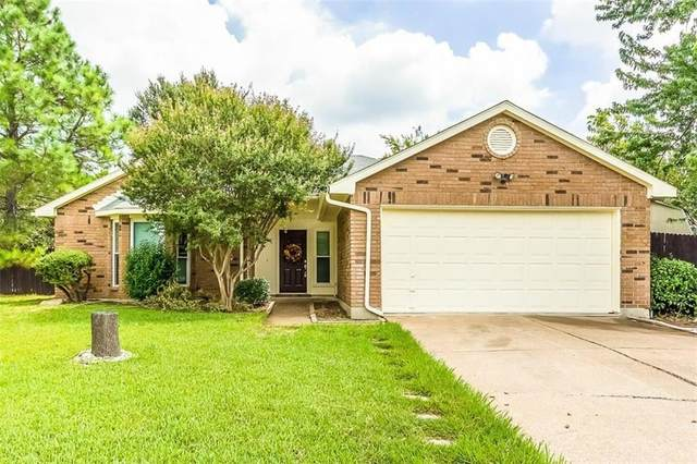 1437 Sedalia Drive, Flower Mound, TX 75028 (MLS #14284166) :: The Kimberly Davis Group