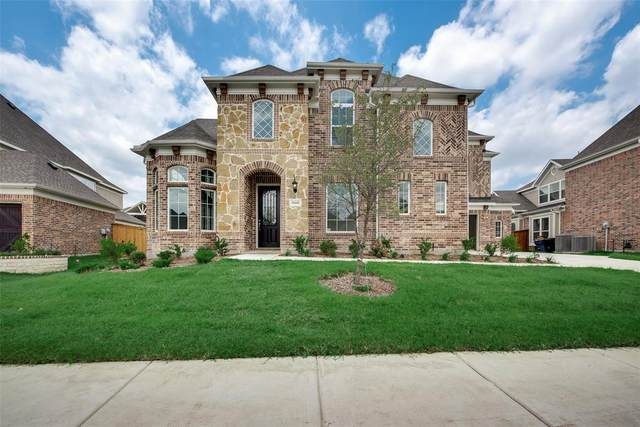 11442 Barcelona Lane, Frisco, TX 75035 (MLS #14284175) :: All Cities Realty