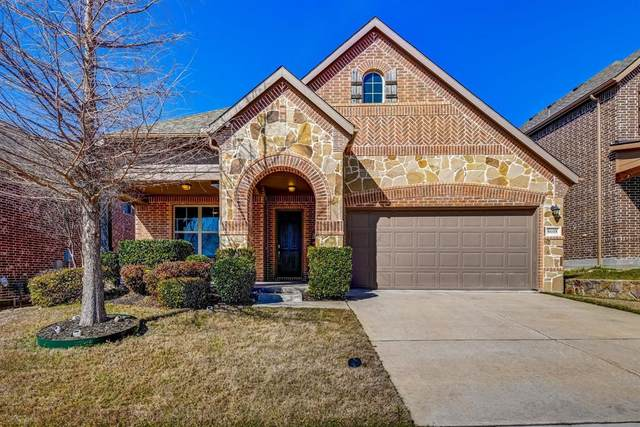 8608 Landreth Drive, Mckinney, TX 75070 (MLS #14284191) :: Baldree Home Team