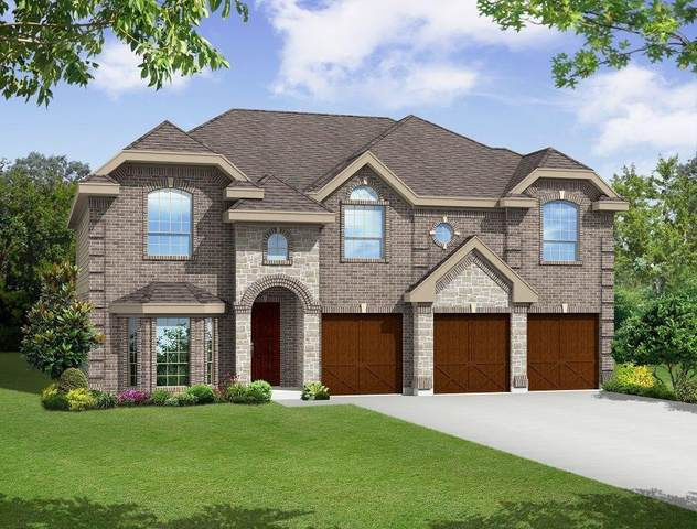 3745 Homeplace Drive, Celina, TX 75009 (MLS #14284259) :: Real Estate By Design