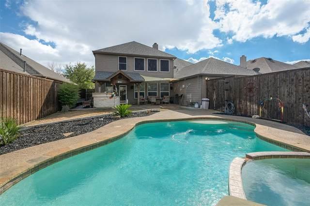 6404 Sapphire Drive, Mckinney, TX 75070 (MLS #14284263) :: Van Poole Properties Group