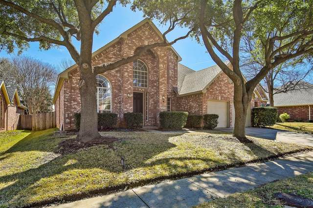 3725 Britford Drive, Flower Mound, TX 75022 (MLS #14284268) :: The Mauelshagen Group