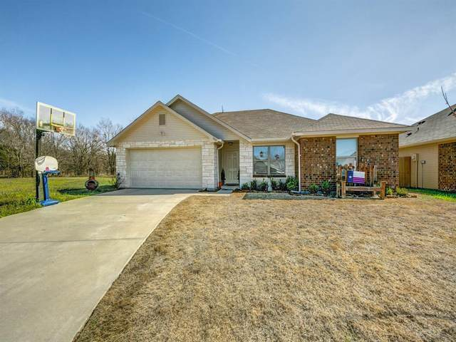 1301 Melody Circle, Kaufman, TX 75142 (MLS #14284279) :: NewHomePrograms.com LLC