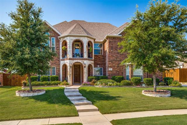 2250 Nocona Drive, Prosper, TX 75078 (MLS #14284281) :: RE/MAX Pinnacle Group REALTORS
