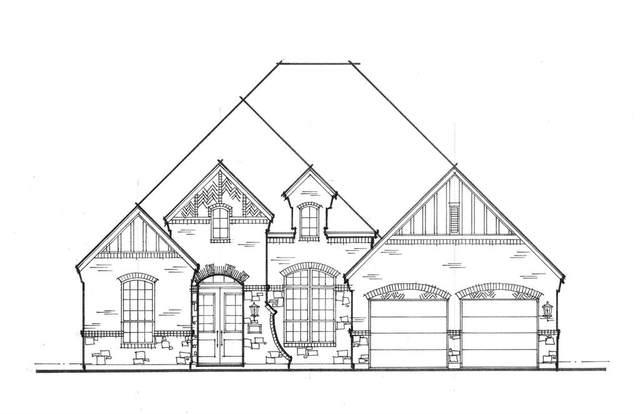 2013 Barbette Street, Aledo, TX 76008 (MLS #14284282) :: The Hornburg Real Estate Group