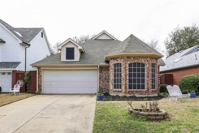 1405 Kittery Drive, Plano, TX 75093 (MLS #14284286) :: The Real Estate Station