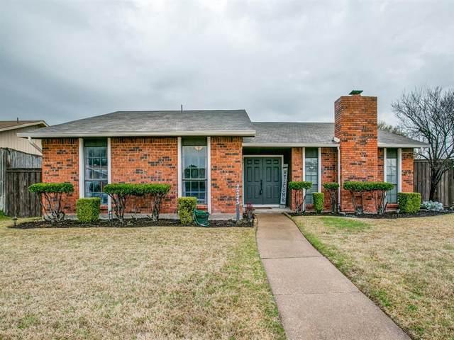2225 Proctor Drive, Carrollton, TX 75007 (MLS #14284293) :: Team Tiller