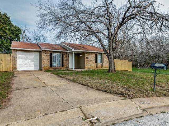 7029 Fallbrook Court E, Fort Worth, TX 76120 (MLS #14284296) :: The Chad Smith Team