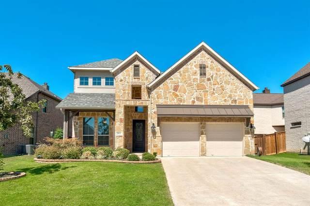 2816 Mastil Road, Grand Prairie, TX 75054 (MLS #14284299) :: Team Hodnett