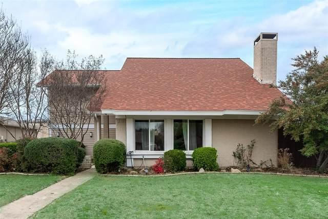3518 Brook Glen Drive, Garland, TX 75044 (MLS #14284312) :: All Cities Realty