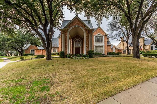 2901 Masters Circle, Plano, TX 75093 (MLS #14284331) :: The Real Estate Station