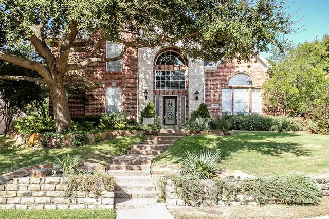 602 Bel Air Drive, Allen, TX 75013 (MLS #14284353) :: All Cities Realty