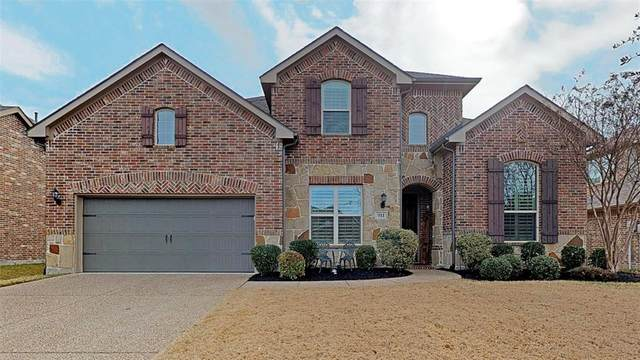 911 Tumbleweed Drive, Prosper, TX 75078 (MLS #14284354) :: Lynn Wilson with Keller Williams DFW/Southlake