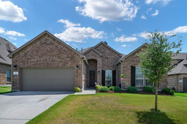 1441 Caruth Lane, Celina, TX 75009 (MLS #14284358) :: Real Estate By Design
