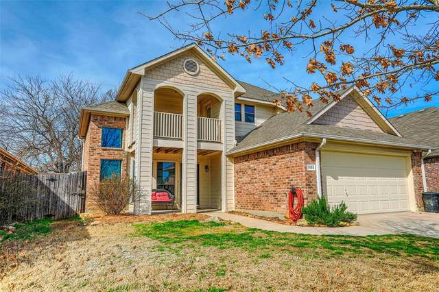 1103 Vintage Avenue, Gainesville, TX 76240 (MLS #14284361) :: The Kimberly Davis Group
