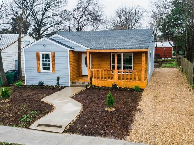 1517 Oneal Street, Greenville, TX 75401 (MLS #14284370) :: Team Tiller