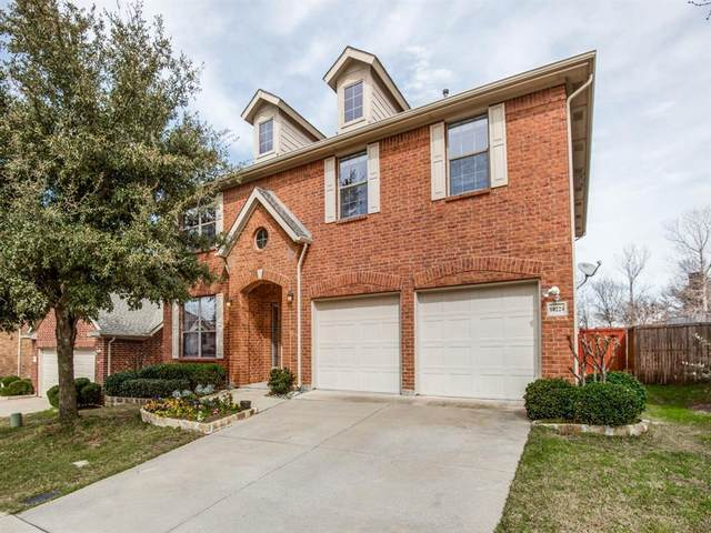 10224 Marchant Lane, Irving, TX 75063 (MLS #14284373) :: All Cities Realty