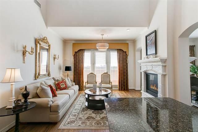 8616 Turtle Creek Boulevard #519, Dallas, TX 75225 (MLS #14284377) :: Robbins Real Estate Group