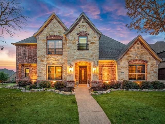 8109 Belmont Court, North Richland Hills, TX 76182 (MLS #14284386) :: The Good Home Team