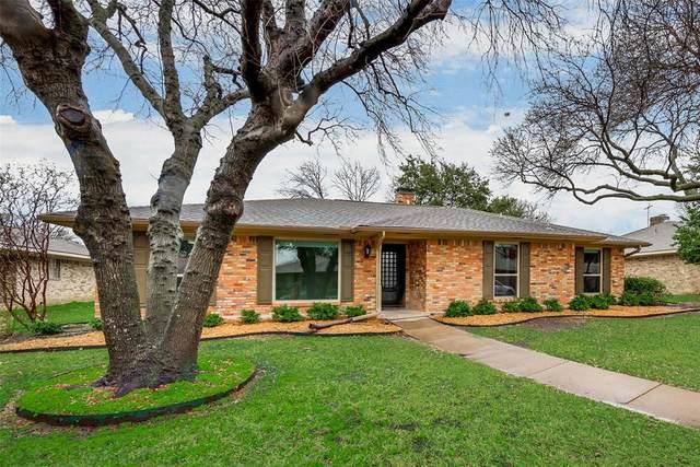 2101 Scarlet Oak Drive, Richardson, TX 75081 (MLS #14284405) :: Trinity Premier Properties
