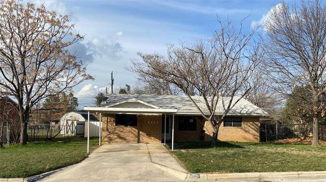 4403 Edgewood Drive, Brownwood, TX 76801 (MLS #14284415) :: Team Tiller