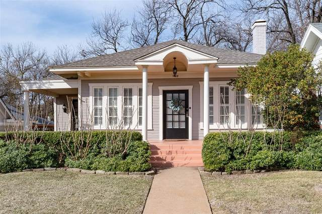 1408 Virginia Place, Fort Worth, TX 76107 (MLS #14284428) :: Lynn Wilson with Keller Williams DFW/Southlake